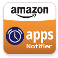 image from Amazon App Notifier 2.0.1-BETA